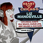 Liz Mandeville Heart CD art