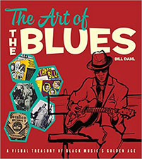 Art of the Blues book cover small