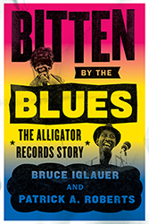 Bitten by the Blues book