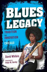 Blues Legacy book cover by Whiteis
