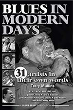 Blues in Modern Days book cover